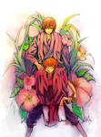 Gintama - i pinch mean i love