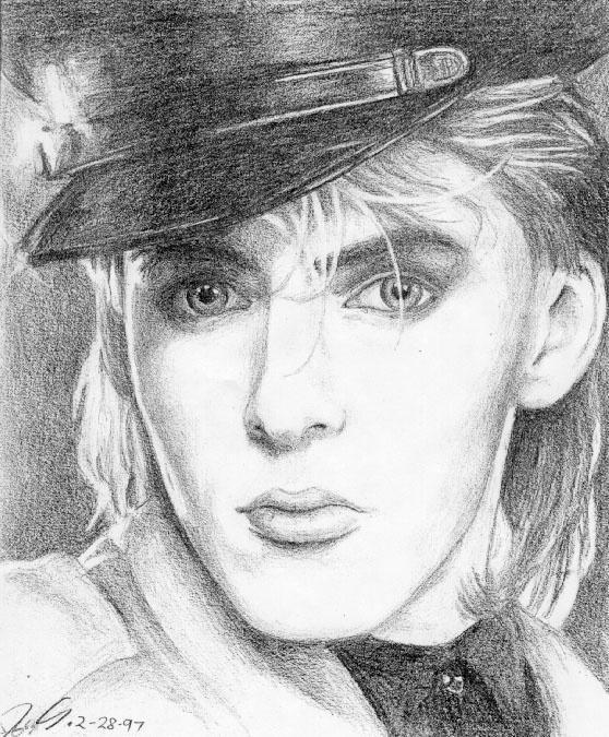 Nick Rhodes of Duran Duran 3 by room7609