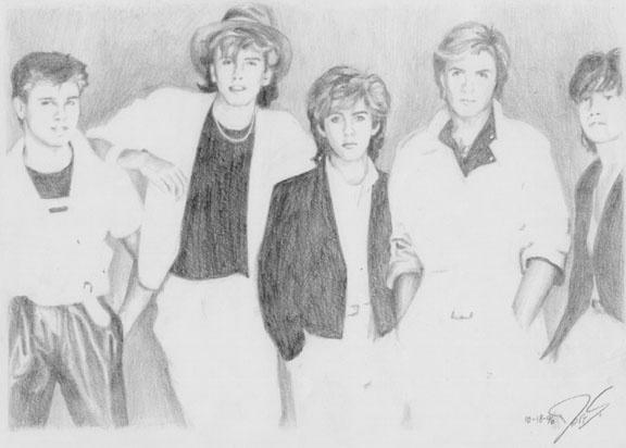 Duran Duran Duran Duran by room7609