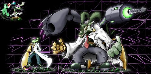 Gift: Science Monsters II