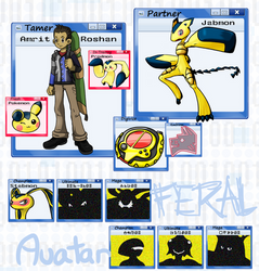 Digimon Lost Morals Character App