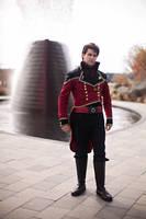 The Uniform (full body shot, front) by citizenkaneV
