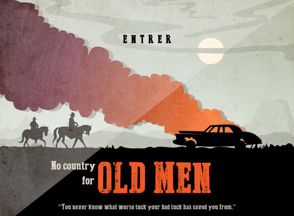 No Country For Old Men by Inwie