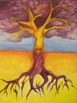 Taivaan ja maan liitto - Unity of Air and Land by Tuliunikko