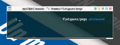 Flatypuss Openbox Theme