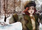 FANART - Anastasia Romanov