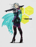 Ventus Asimov - Deadline by SeiDassen
