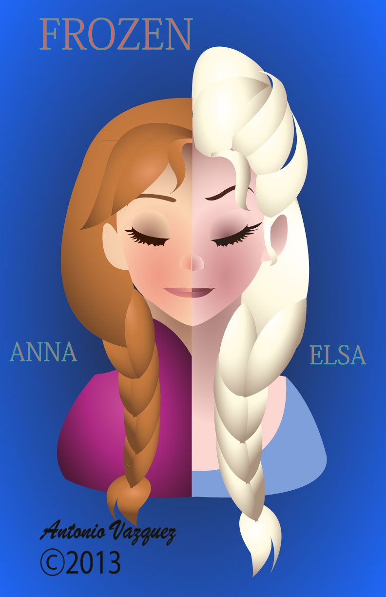 Disney Frozen Anna And Elsa Drawings Sex Porn Images