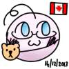Mochi Canada by Book-Of-Creation