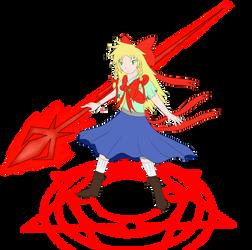 Mortia Scarlet