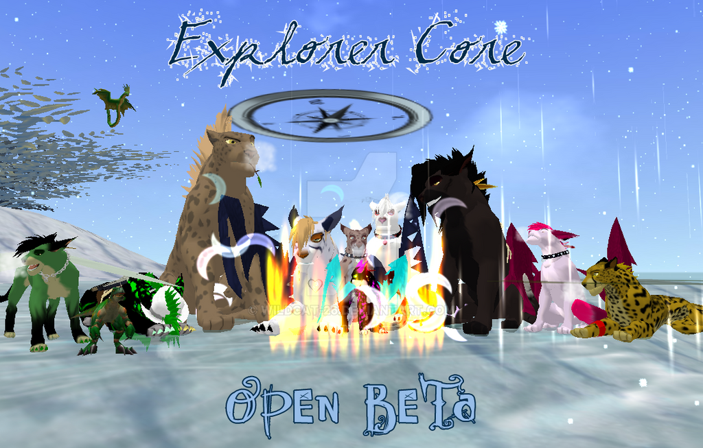 Explorer Core ~ Open Beta by Wildcat-26