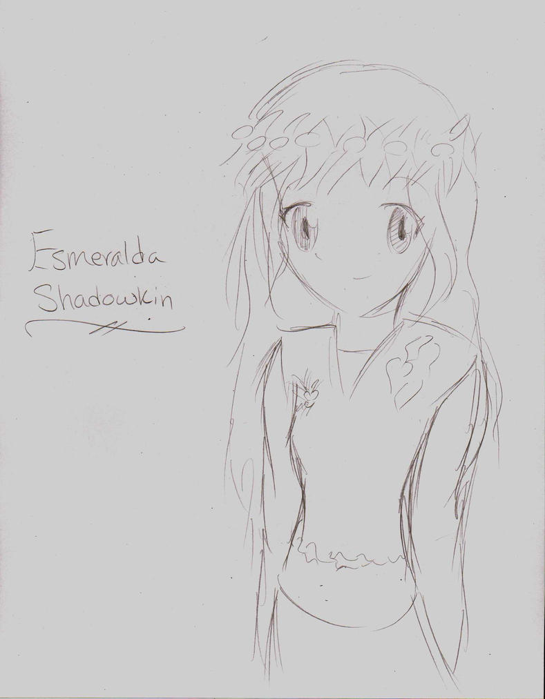 Esmeralda Shadowkin GO Freebie by ldybg95