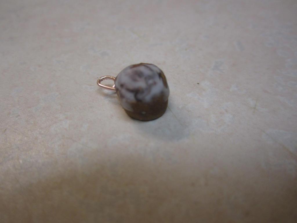 Cinnamon Roll (tiny!) by ldybg95