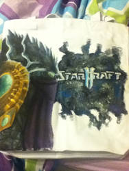 Zeratul Bag by ldybg95