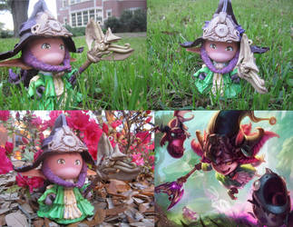 Dragon Trainer Lulu Munny by ldybg95