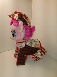 Pinkie Pie Bard Side 02 by DragonTreasures