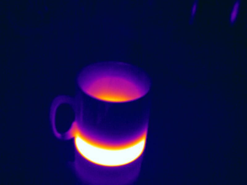 The IR Series: Hot Mug by TheRealThalion