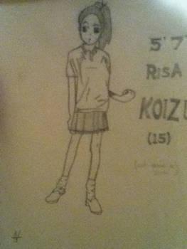 Risa Koizumi