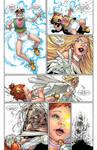 Uncanny X-men #452 (Ageplay/AR)