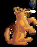 Chibi Commission- Lion.