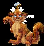 Chibi Commission- Tiger.