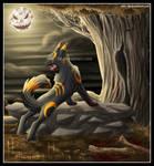 Halloween Umbreon.