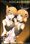 Kagamine Rin And Len Append