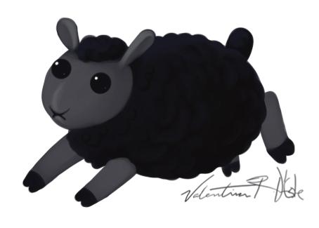 Black Sheep by ValentinaRDEste