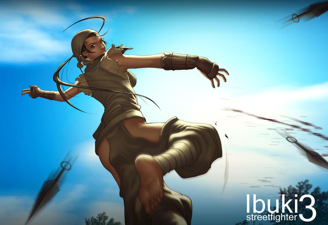 ibuki sf by DXSinfinite