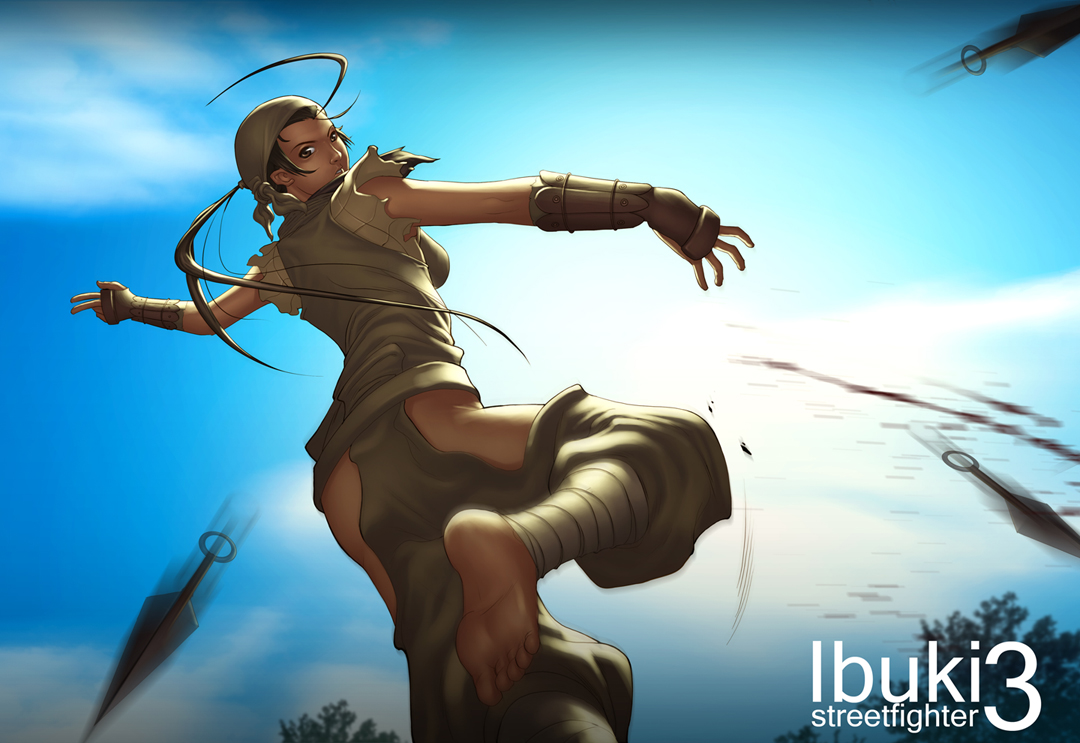 ibuki sf by DXSinfinite