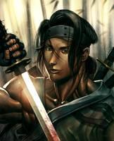 samurai test by DXSinfinite