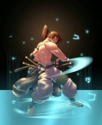 samsamurai by DXSinfinite