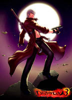 devil may cry by DXSinfinite