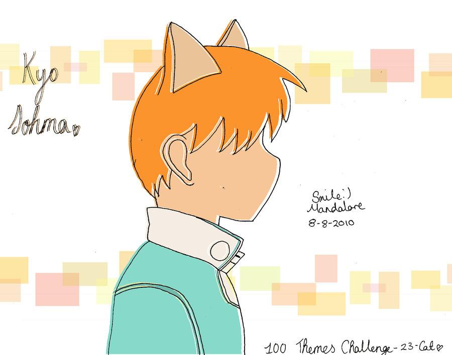 23-Cat-Kyo Sohma by SmileMandalore on DeviantArt