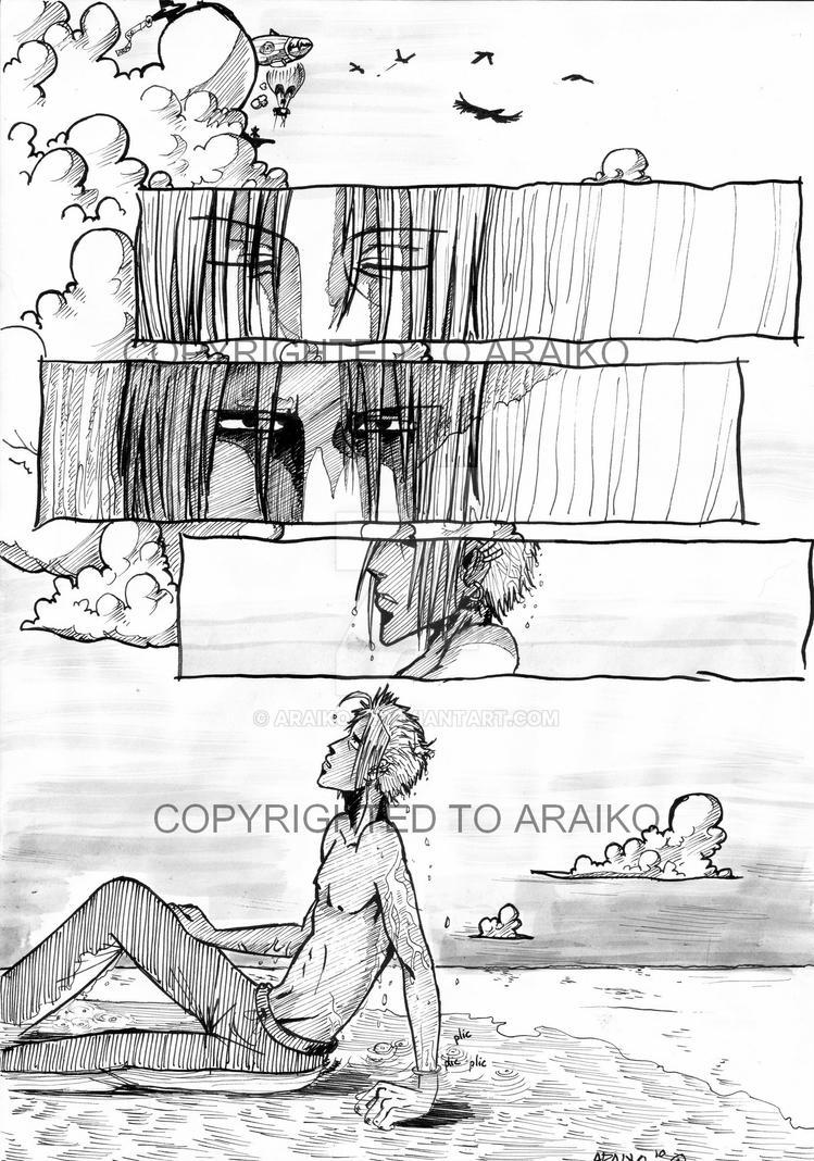 MT. 1 by Araiko-O