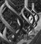 Pillars at the gate