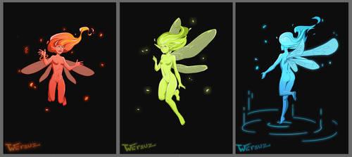 RGB Fairies