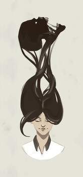 Devil in her head