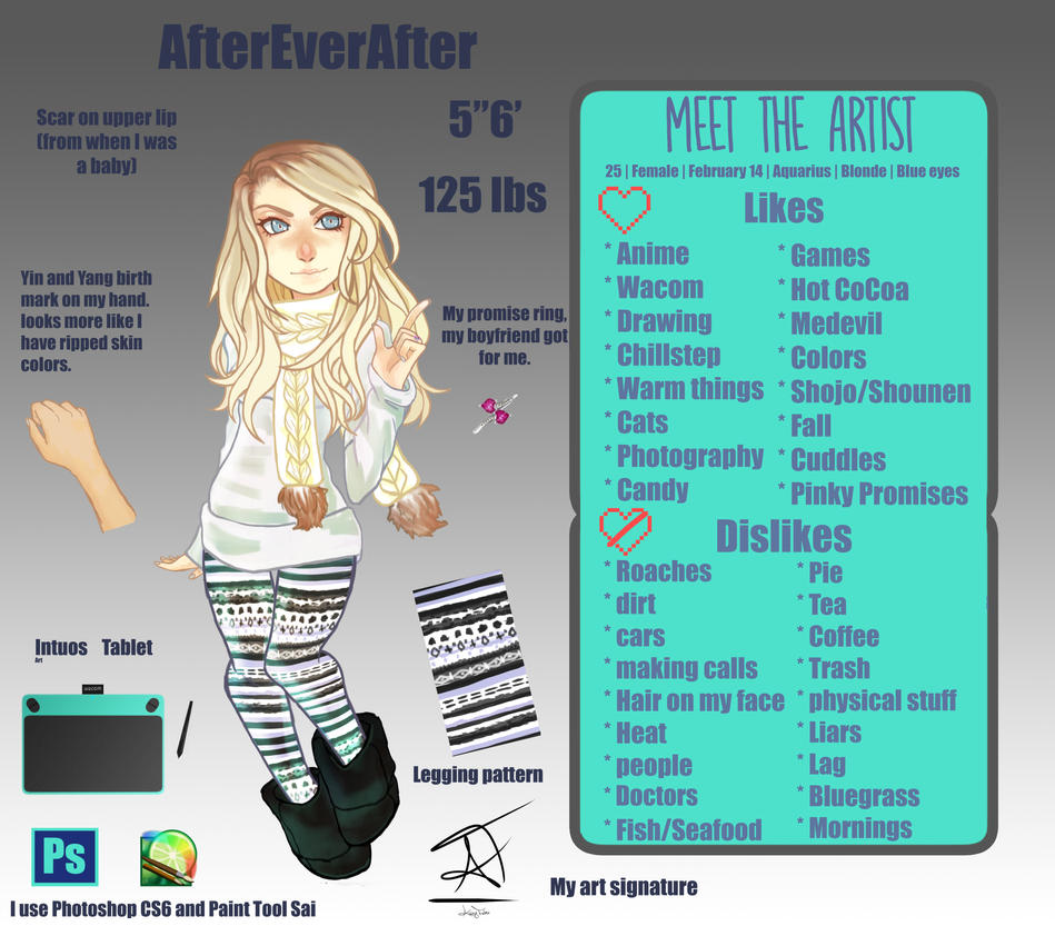 Meet-The-Artist-AfterEverAfter by AfterEverAfter
