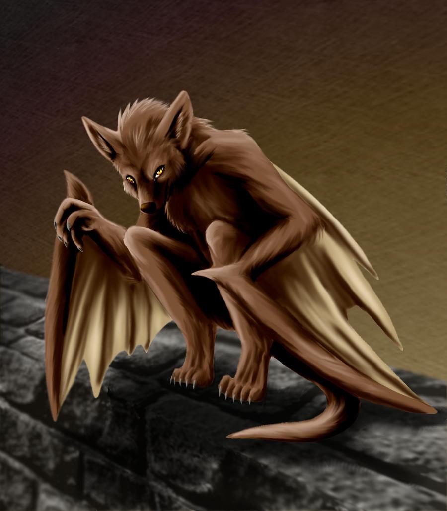 gay furry bat
