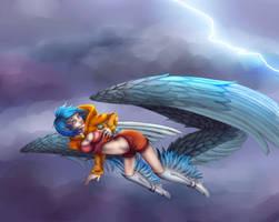 Fly Away by Stefdiamel