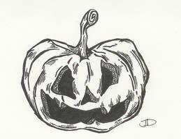 Pumpkin by six-broken-fingers