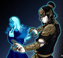 (Request) Blue Diamond and Yasha