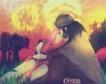 Restarting Uchiha by elfyjello