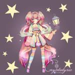 Pastel girl challenge!~ by Crystalyric