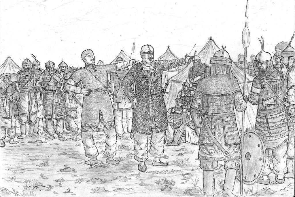 Ayyubid Ghulams by EmirHamam