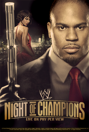 WWE Night of Champions 2010 v1 by All4-Xander