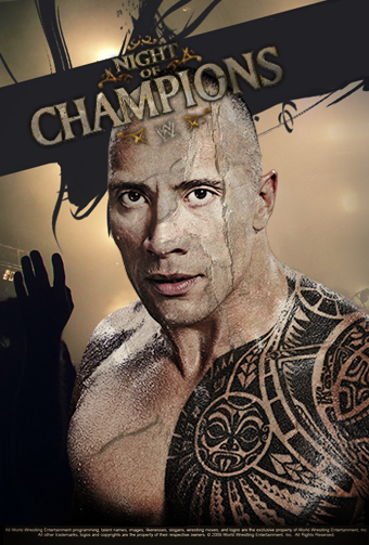 WWE Night of Champions 2010 v2 by All4-Xander