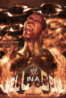 WWE Hell in a Cell 2011 by All4-Xander
