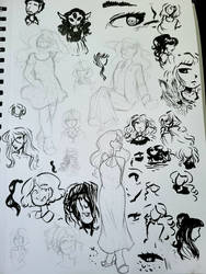 Doodle Sheet 41